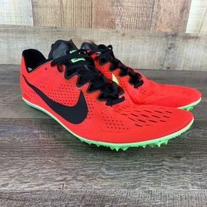 NEW Nike Victory 3 Track Men's Sz 15 Racing Shoe